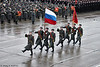 April 13th rehearsal in Alabino of 2012 Victory Day Parade :