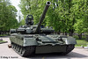 9 May 2010 military vehicles static displays in Luzhniki :