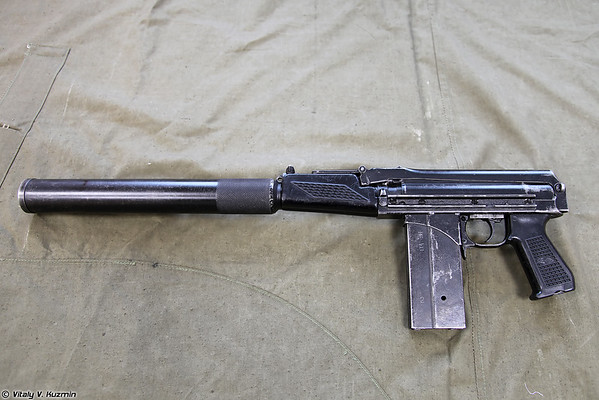 9x39 малогабаритный автомат 9А-91 (assault rifle 9A-91)