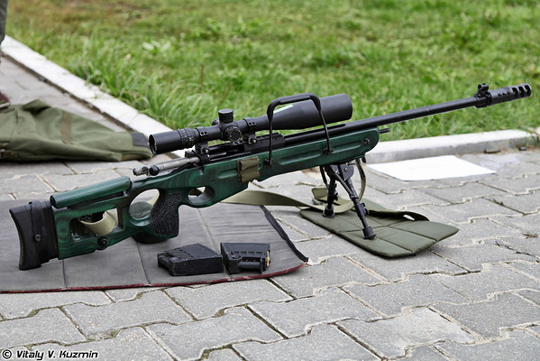 7,62   -98 (7,62mm sniper rifle SV-98)