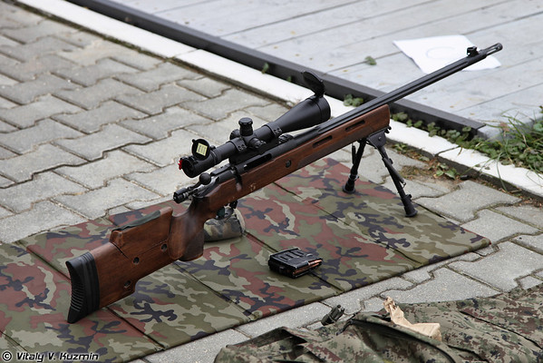 7,62   -116 (7,62mm sniper rifle MTs-116M)