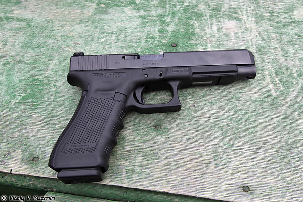 Glock 34 Gen4,      (Glock 34 Gen4 assembled in Russia)