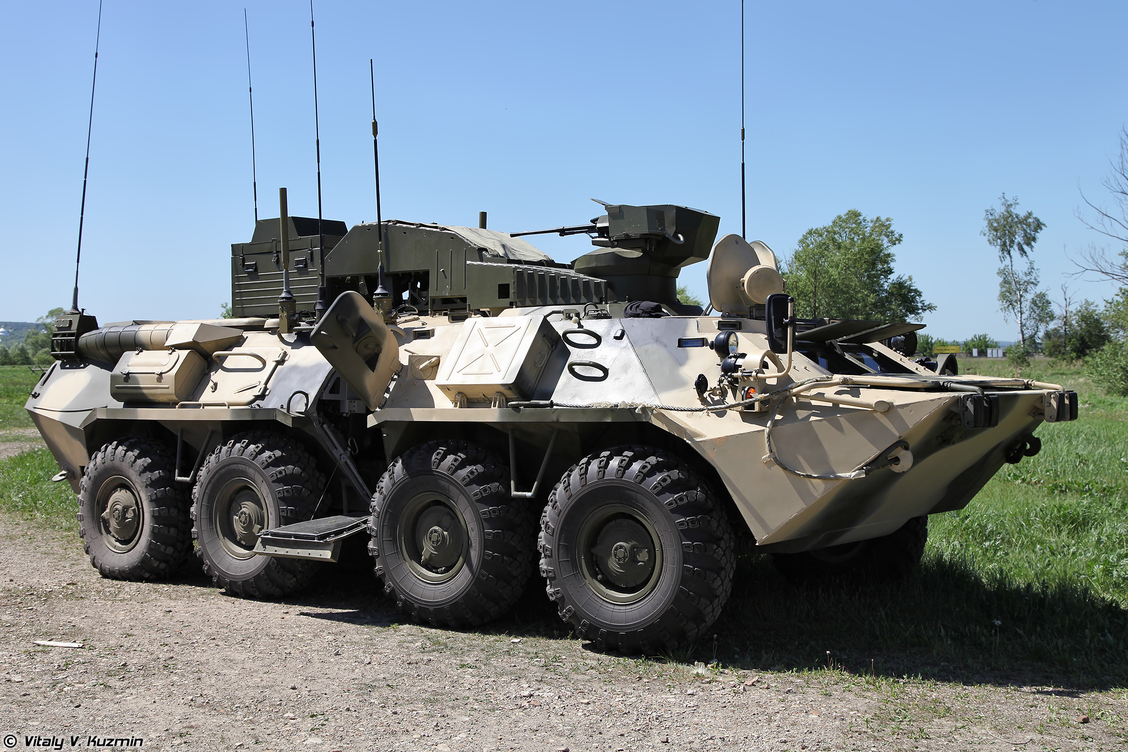 BTR-80/82A and variants: News - Page 5 BPDM-03