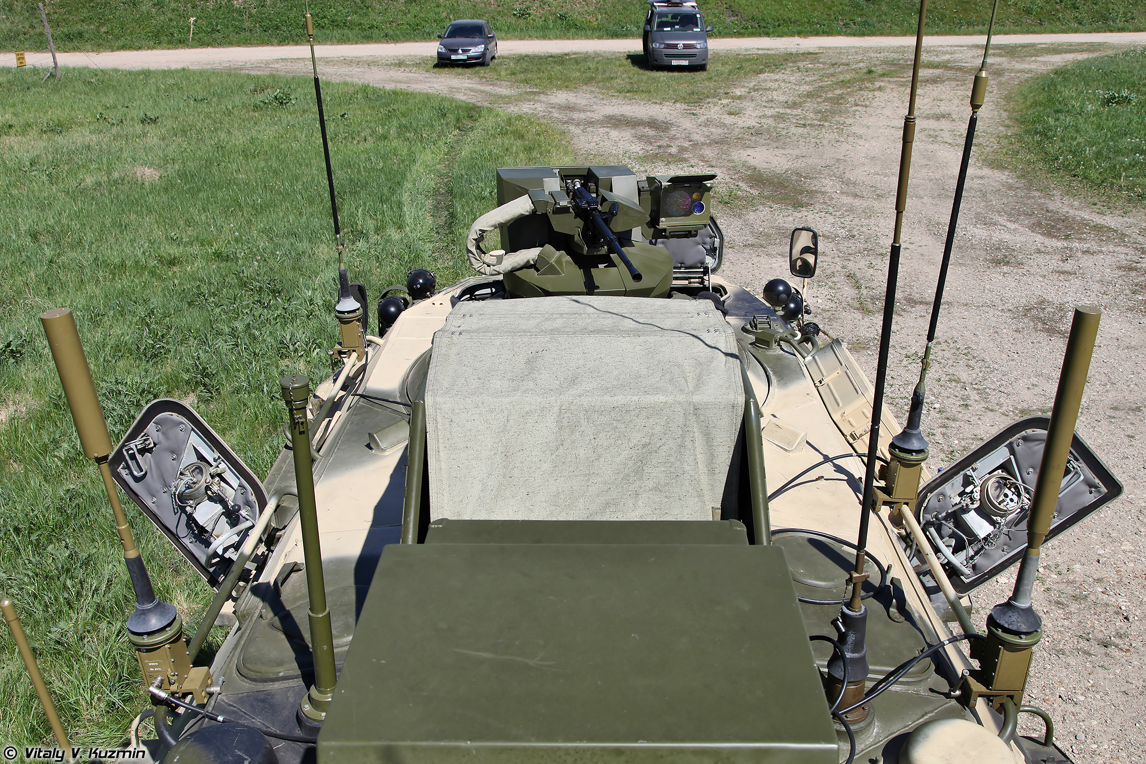BTR-80/82A and variants: News - Page 5 BPDM-34