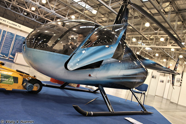 Robinson R44