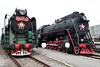 Oktyabrskaya Railway Museum in Saint Petersburg :