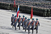 April 12th rehearsal in Alabino of 2013 Victory Day Parade :