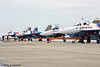 20th anniversary of the foundation of Russian knights aerobatic team :
