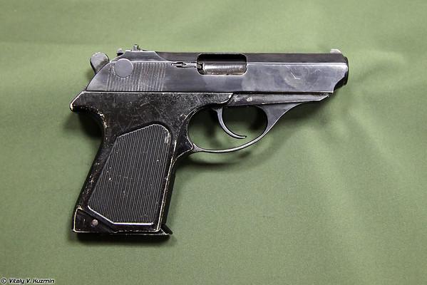 5.45x18 PSM pistol