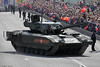 9th May military vehicles in Moscow :