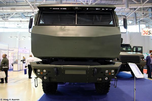 КАМАЗ-53958 КАМАЗ-6560М Торнадо (KAMAZ-53958 KAMAZ-6560M Tornado)