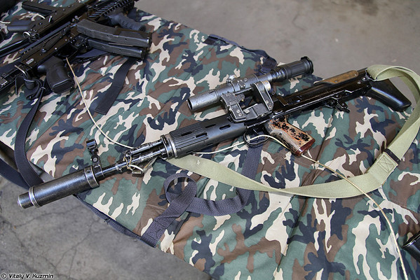 OSN Saturn firearms: SVU, AEK-971, AK-74M, AEK-919K, PP-19-01, PP-19, PP-2000, 9A-91 and OTs-27-2