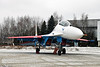Paralympic Torch Relay and demo flights in Kubinka :