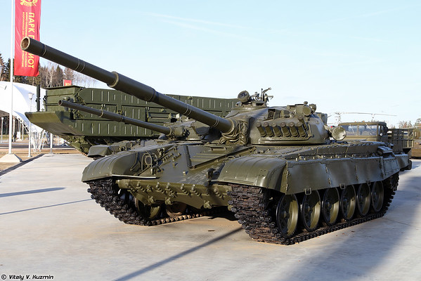 72A-T T-72A MBT