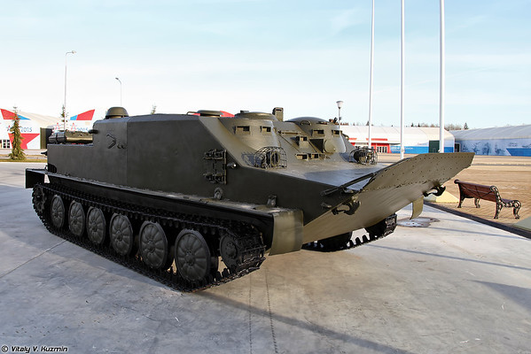 BTR-50PU [BTR-50PU)