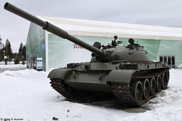 mod T-62. 1972. [Mod T-62. 1972)