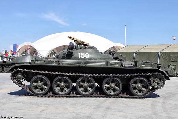 Missile Tank IT-1 [tanque de mísseis IT-1)