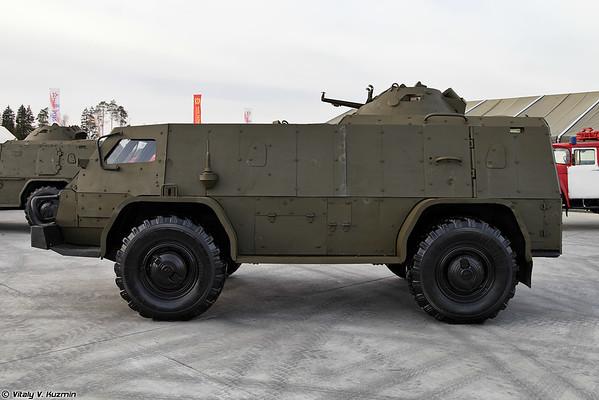 GAZ-39371 Vodnik [GAZ-39371 Vodnik)
