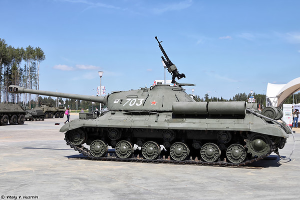 IS-3M [tanque IS-3M)