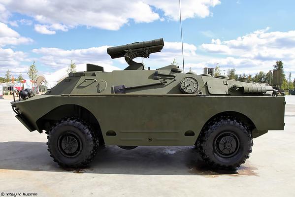 concurso BM 9P148 ATGM [9P148 veículo lançador de Konkurs ATGM)