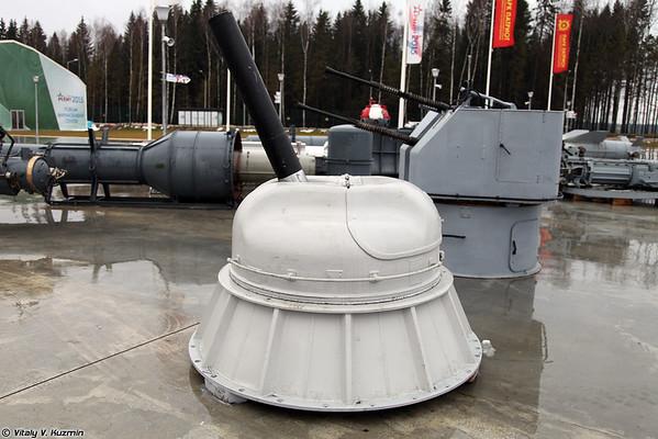 gun mount AK-630 [30 mm AK-630)