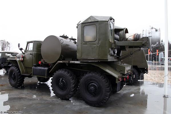 Máquina térmica tratamento especial de TMS-65 [veículo TMS-65 descontaminação)