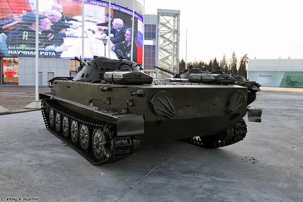 Luz tanque anfíbio PT-76 [tanque anfíbio luz PT-76)