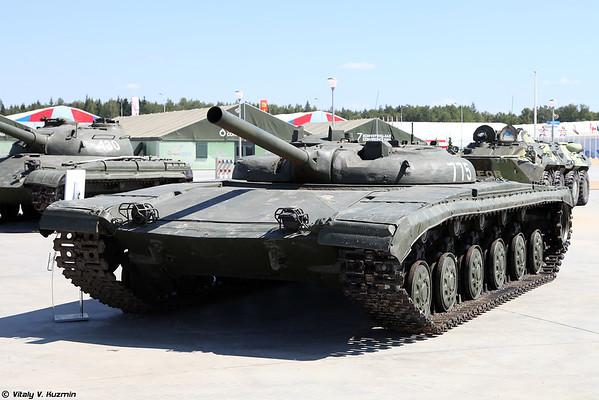 objeto tanque de míssil 775 [míssil Experimental tanque de Objeto 775)