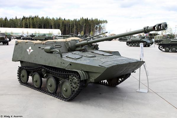 ASU-57P [ASU-57P arma automotora)