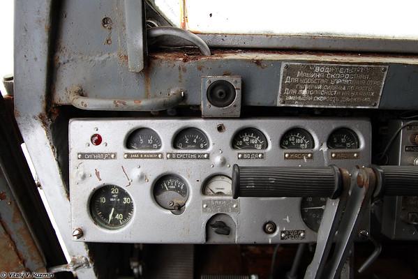 Cab transportador MT-T [MT-T cabine)