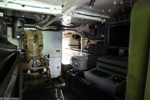 Estação serifas explosões nucleares K-612-O [K-612-O explosões nucleares estação de detecção)
