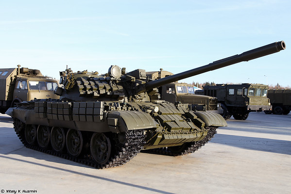 55AMV T [T-55AMV)