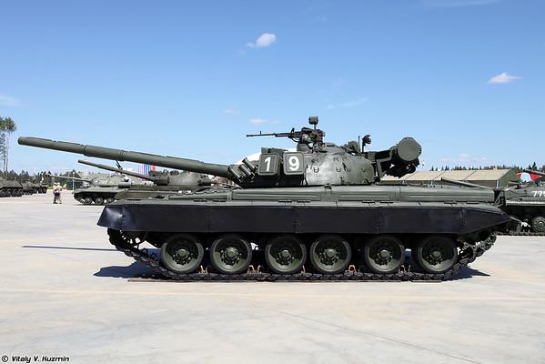 Objeto 219R T-80B [Object 219R T-80B)