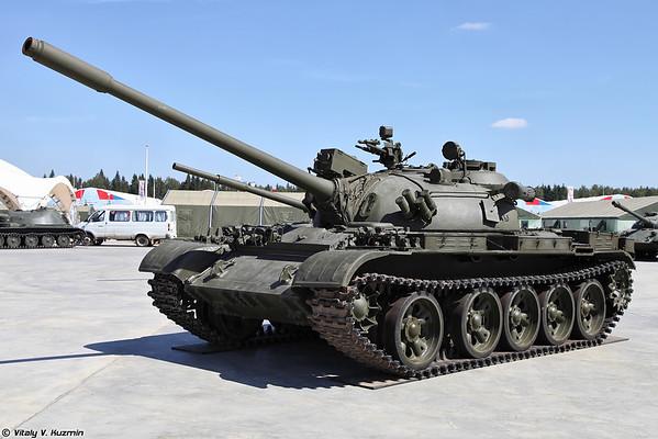 T-55AM versão anterior [T-55AM versão inicial)