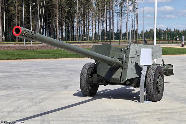 100 mm arma anti-tanque MT-12 [arma antitanque 100 milímetros MT-12)