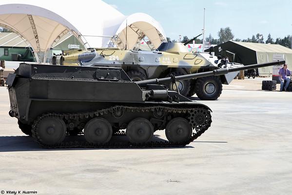 ASU-57 [ASU-57 arma automotora)