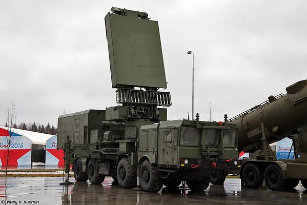 All-altitude 96L6E detector [96L6E radar)
