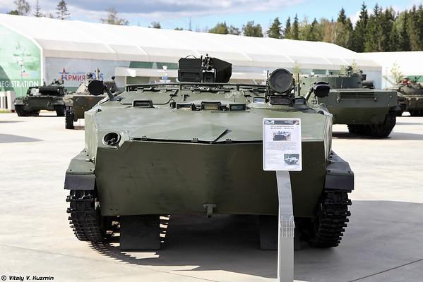 BTR-D versão anterior [BTR-D versão inicial)