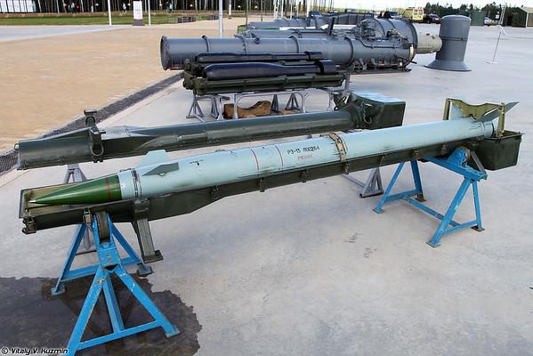 Antiaéreo do míssil teleguiado 9M33 [9M33 míssil terra-ar)