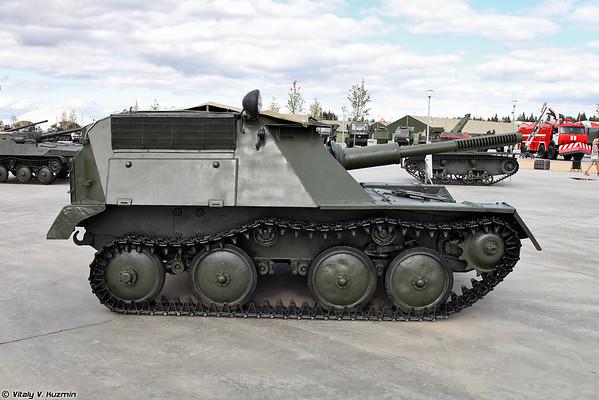 ASU-76 [ASU-76 arma automotora)