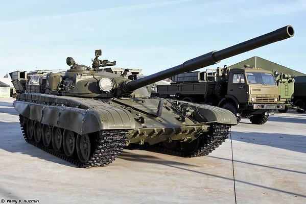 T-72 T-72 tank