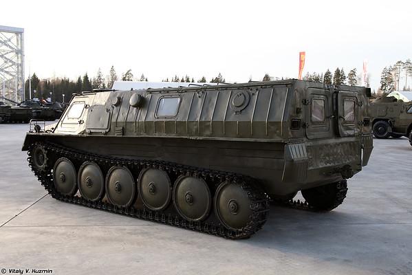 O transportador MT-H GAS-3933 [MT-H-3933 GAZ transportador)