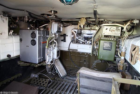 Chemical veículo de reconhecimento RHM-2C [RKhM-2S NBC veículo de reconhecimento)