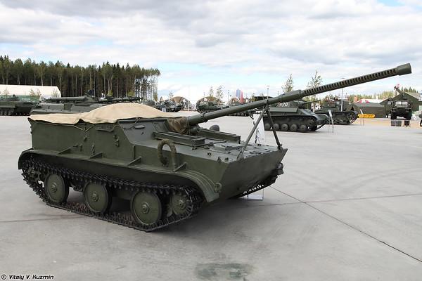 auto-propelido artilharia K-73 [K-73 arma automotora)