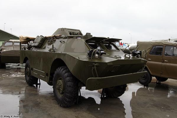 BRDM-2RHB [BRDM-2RKhB NBC veículo de reconhecimento)