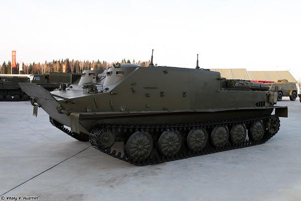 BTR-50PUM [BTR-50PUM)