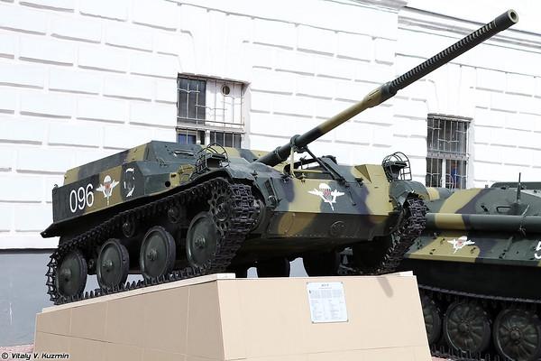 Airborne Troops History Museum in Ryazan